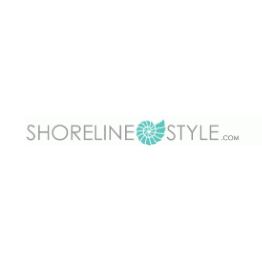091B Coral Starfish Blue Tote Bag